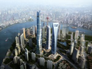 Build, Build, Build! Shanghai Tower. The 632 meter high building will be the tallest in China upon completion in 2014. (Source: CTBUH)